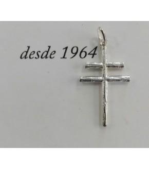 Cruz de Caravaca de palo.